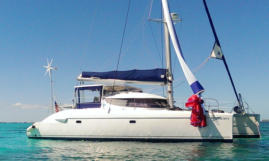42 ft Lavezzi Crusing Catamaran